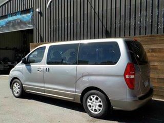 2011 Hyundai iMAX TQ-W MY11 Grey 4 Speed Automatic Wagon