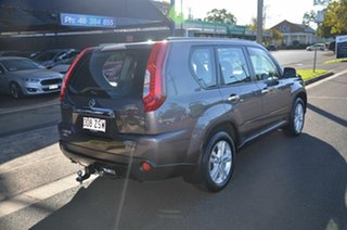 2011 Nissan X-Trail T31 MY11 ST (4x4) Grey 6 Speed CVT Auto Sequential Wagon.