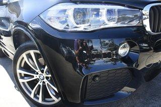 2016 BMW X5 F15 MY15 xDrive30d Black 8 Speed Automatic Wagon.