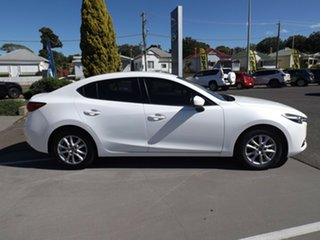 2016 Mazda 3 BM5276 Maxx SKYACTIV-MT Snowflake White 6 Speed Manual Sedan