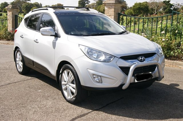 Used Hyundai ix35 LM MY13 Highlander (AWD) Blair Athol, 2012 Hyundai ix35 LM MY13 Highlander (AWD) Silver 6 Speed Automatic Wagon