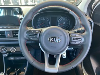 2021 Kia Picanto JA MY21 GT Clear White 5 Speed Manual Hatchback