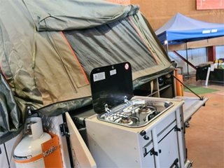 2015 OFFTRAX OUTPLAY Camper Trailer