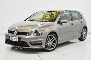 2015 Volkswagen Golf VII MY16 110TDI DSG Highline Grey 6 Speed Sports Automatic Dual Clutch.