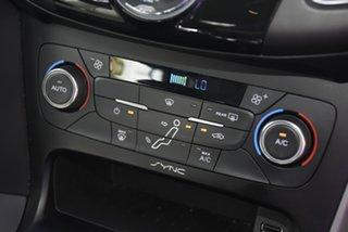 2016 Ford Focus LZ Titanium Grey 6 Speed Automatic Hatchback