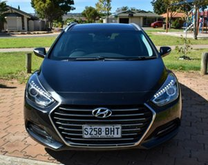 2015 Hyundai i40 VF3 Premium Tourer Black 6 Speed Sports Automatic Wagon