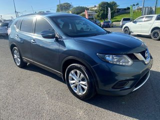 2016 Nissan X-Trail T32 ST X-tronic 2WD Blue 7 Speed Constant Variable Wagon