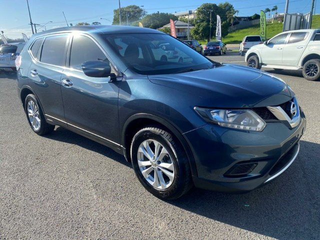 Used Nissan X-Trail T32 ST X-tronic 2WD Gladstone, 2016 Nissan X-Trail T32 ST X-tronic 2WD Blue 7 Speed Constant Variable Wagon