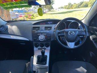 2010 Mazda 3 BL10F1 Maxx Red 6 Speed Manual Hatchback