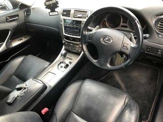 2008 Lexus IS250 GSE20R Prestige 6 Speed Auto Sequential Sedan