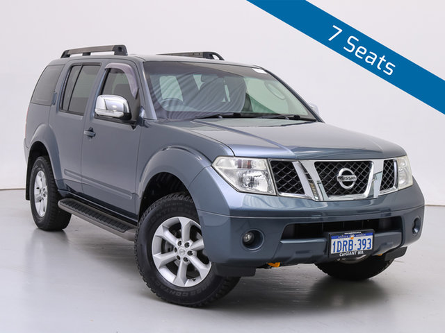 Used Nissan Pathfinder R51 MY07 ST-L (4x4), 2008 Nissan Pathfinder R51 MY07 ST-L (4x4) Grey 5 Speed Automatic Wagon