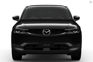 2021 Mazda MX-30 DR2W7A G20e SKYACTIV-Drive Touring Black 6 Speed Sports Automatic Wagon.
