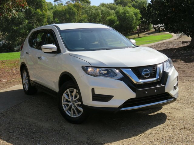 Used Nissan X-Trail T32 Series II ST X-tronic 2WD Morphett Vale, 2019 Nissan X-Trail T32 Series II ST X-tronic 2WD White 7 Speed Constant Variable Wagon