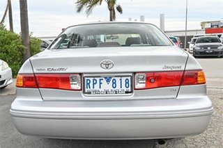 2002 Toyota Camry MCV20R Conquest Silver 4 Speed Automatic Sedan