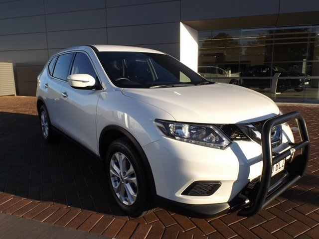 Used Nissan X-Trail T32 TS X-tronic 2WD Toowoomba, 2015 Nissan X-Trail T32 TS X-tronic 2WD White 7 Speed Constant Variable Wagon
