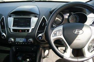 2012 Hyundai ix35 LM MY13 Highlander (AWD) Silver 6 Speed Automatic Wagon