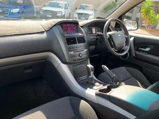 2013 Ford Territory SZ TX Seq Sport Shift Silver 6 Speed Sports Automatic Wagon