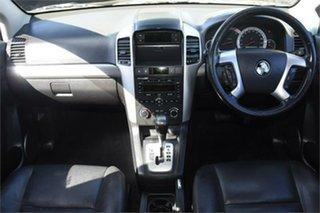 2007 Holden Captiva CG LX AWD Black 5 Speed Sports Automatic Wagon