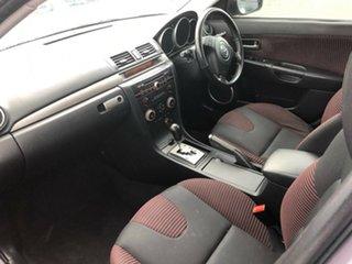 2004 Mazda 3 BK SP23 Silver 4 Speed Auto Activematic Hatchback
