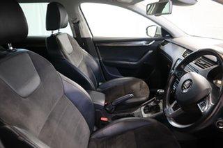 2015 Skoda Octavia NE MY16 Scout Premium DSG 132TSI White 6 Speed Sports Automatic Dual Clutch Wagon