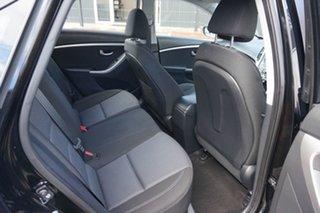 2013 Hyundai i30 GD2 Active Phantom Black 6 Speed Sports Automatic Hatchback