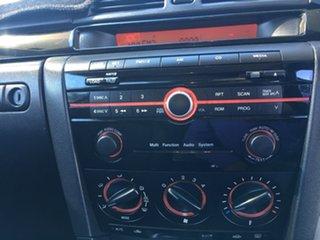 2008 Mazda 3 BK Series 2 Maxx Sport Silver Sports Automatic
