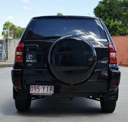 2004 Toyota RAV4 ACA23R CV Black 4 Speed Automatic Wagon