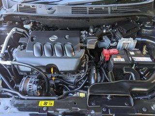 2010 Nissan Dualis J10 MY2009 ST Hatch Purple 6 Speed Manual Hatchback