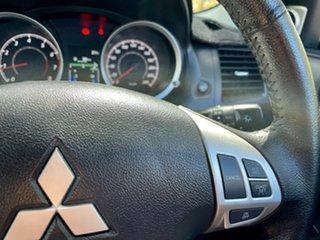2013 Mitsubishi Lancer CJ MY14 VR-X Blue 5 Speed Manual Sedan