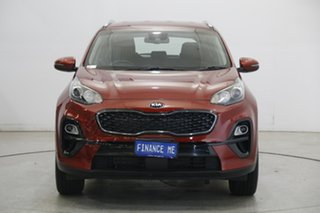 2019 Kia Sportage QL MY19 Si 2WD Fiery Red 6 Speed Sports Automatic Wagon.