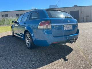 2012 Holden Commodore VE II MY12 SV6 Blue 6 Speed Automatic Sportswagon