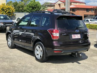 2013 Subaru Forester S4 MY13 2.5i Lineartronic AWD Maroon 6 Speed Constant Variable Wagon.