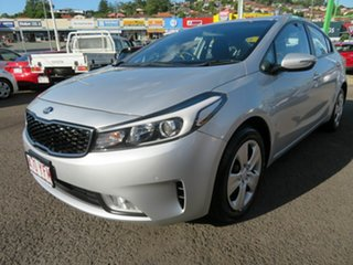 2018 Kia Cerato YD MY18 S Silver 6 Speed Sports Automatic Sedan