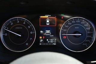 2017 Subaru Impreza G5 MY17 2.0i-S CVT AWD Pure Red 7 Speed Constant Variable Sedan