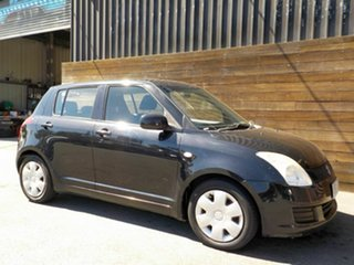 2009 Suzuki Swift RS415 GLX Black 4 Speed Automatic Hatchback