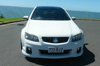 2013 Holden Commodore VE II MY12.5 Omega White 6 Speed Sports Automatic Sedan