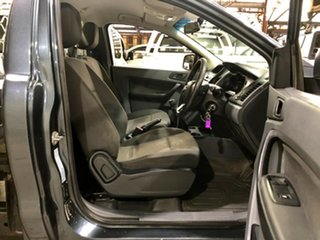 2012 Ford Ranger PX XL Grey 5 Speed Manual Cab Chassis