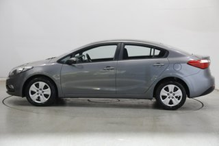 2015 Kia Cerato YD MY15 S Silver 6 Speed Sports Automatic Sedan.