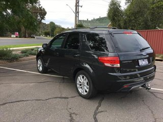 2013 Ford Territory SZ TS Seq Sport Shift Blue 6 Speed Sports Automatic Wagon