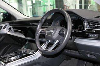2019 Audi Q8 55 TFSI Tiptronic Quattro Blue 8 Speed Sports Automatic Wagon.