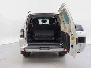 2015 Mitsubishi Pajero NX MY15 GLX LWB (4x4) White 5 Speed Auto Sports Mode Wagon