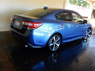 2017 Subaru Impreza MY17 2.0I-S (AWD) Blue Continuous Variable Sedan