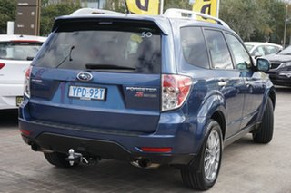 2012 Subaru Forester S3 MY12 S-Edition AWD Blue 5 Speed Sports Automatic Wagon