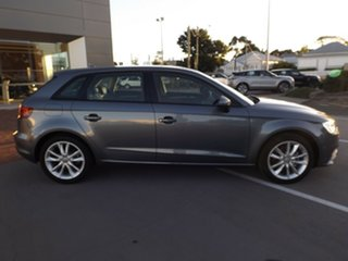 2015 Audi A3 8V MY15 Attraction Sportback S Tronic 7 Speed Sports Automatic Dual Clutch Hatchback.