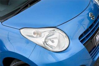 2013 Suzuki Alto GF GL Blue Automatic Hatchback.