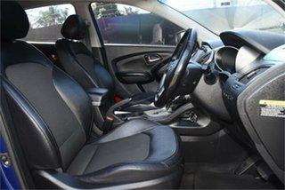 2014 Hyundai ix35 LM3 MY14 Elite AWD Blue 6 Speed Sports Automatic Wagon