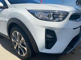 2021 Kia Stonic YB MY21 Sport FWD Clear White 6 Speed Automatic Wagon.
