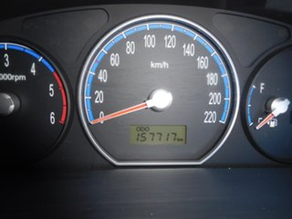 2007 Hyundai Santa Fe CM MY07 SX Black 5 Speed Sports Automatic Wagon