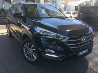 2016 Hyundai Tucson TL Active Black Sports Automatic.