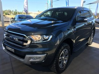 2015 Ford Everest UA Trend Grey Sports Automatic.